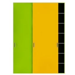 Шкафы-купе с компланарной системой