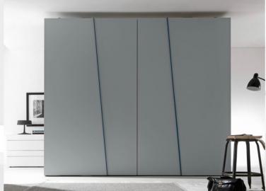 Шкаф купе с компланарной системой