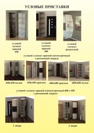 """Радиусный шкаф - купе """"Леон - 1"""""""