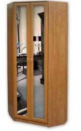 Шкаф распашной угловой, 2 двери
