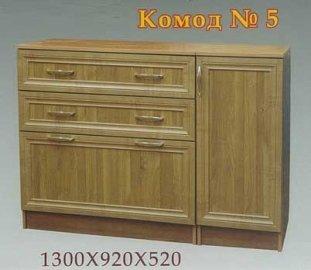Комод Теко № 5