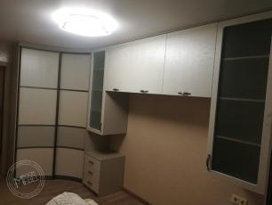 """Радиусный шкаф - купе/стенка в гостинную """"Изольда"""""""