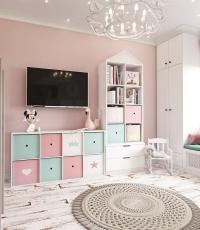 """Комплект детской мебели """"Princess"""""""