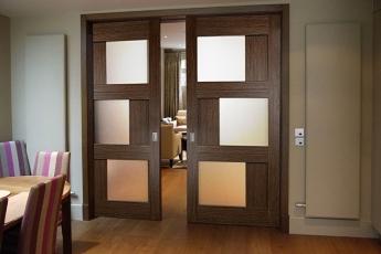 Межкомнатная дверь/перегородка БМ 11