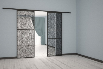 Межкомнатная дверь/перегородка БМ 14