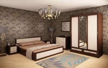 """Спальня """"Валерия 4"""""""