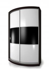 Радиусный шкаф - купе М3